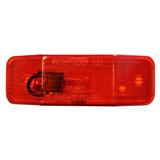 Blazer B4851R Rectangular Side Marker with Reflex Red