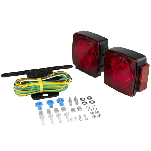 C7423 c7423 led trailer light kits products blazer international blazer led trailer lights wiring diagram at bakdesigns.co