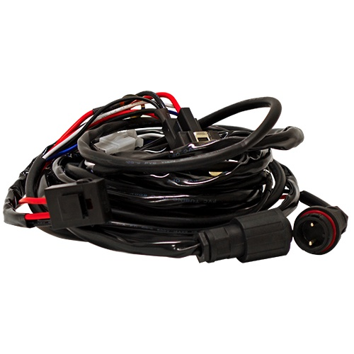 cwl led off road lighting accessories products blazer cwl620 heavy duty light wiring harness