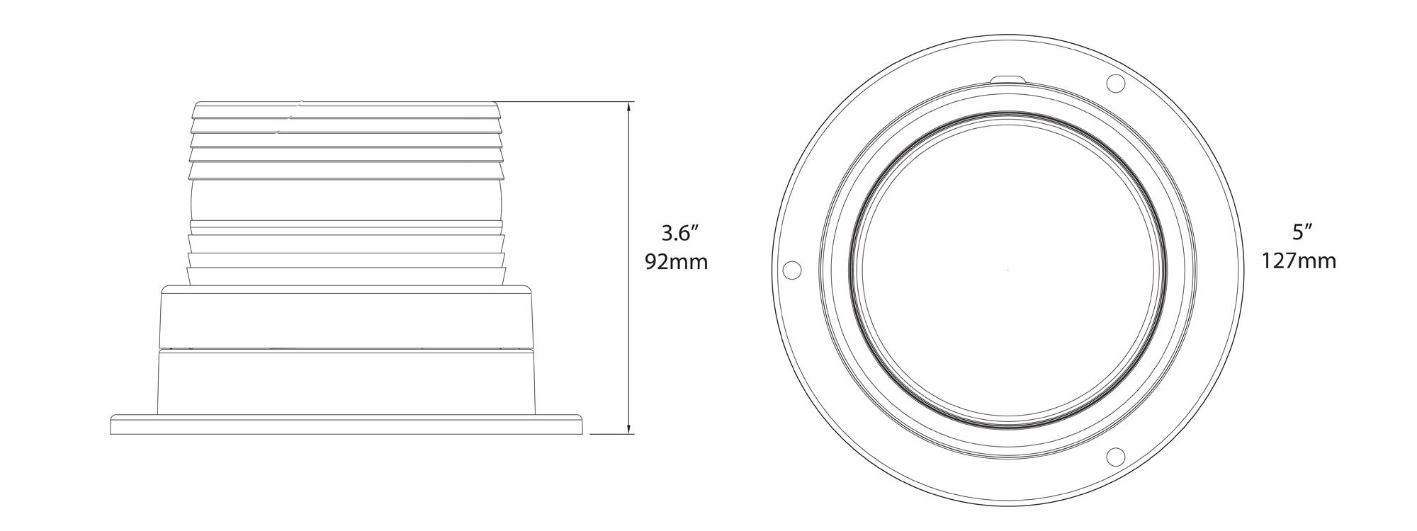 C48aw Warning Fog Driving Products Blazer International Led Strobe Schematic Light