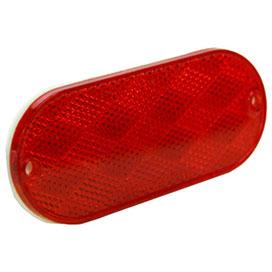 Blazer B499R Oblong Clearance Marker Light Red